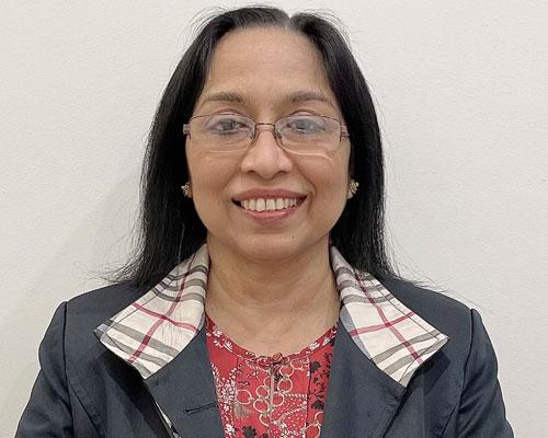 Dr Nahida Husain